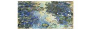 Le Bassin aux Nympheas, c.1917-19 by Claude Monet