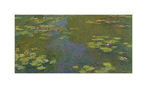 Le Bassin aux Nymphéas by Claude Monet