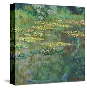 Le Bassin des Nympheas, 1904 by Claude Monet
