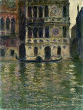 Le Palais Dario, Venise, 1908 by Claude Monet