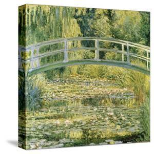 Le Pont Japonais II by Claude Monet