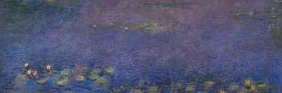 Les Nympheas. by Claude Monet