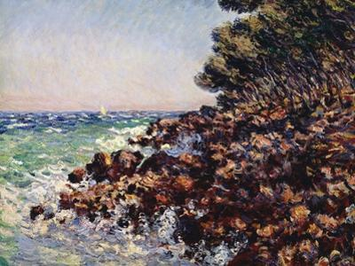 Marine by Claude Monet