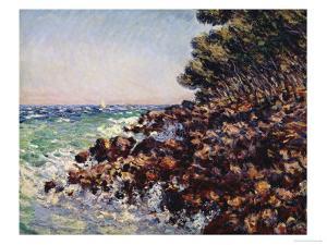 Marine by Claude Monet
