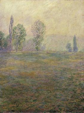 Meadows at Giverny by Claude Monet