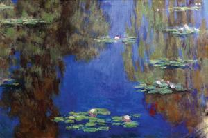 Monet - Water Lilies by Claude Monet
