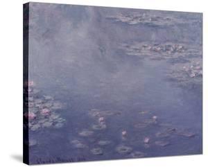 Nympheas, 1906 by Claude Monet