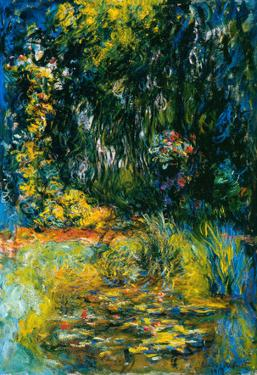 Claude Monet (Nympheas) Art Poster Print