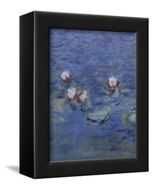Nympheas-Detail by Claude Monet