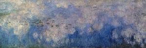 Nymphéas, Paneel B II by Claude Monet