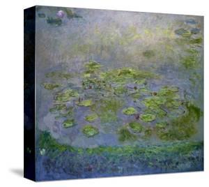 Nymphéas (Waterlilies), c. 1914-17 by Claude Monet