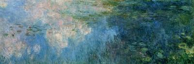Nymphéas (Waterlilies), Paneel C II by Claude Monet