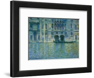 Palazzo Da Mula, Venice by Claude Monet