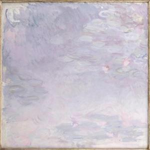 Pale Water Lilies, C.1917-25 by Claude Monet