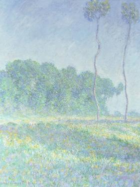 Paysage de Printemps, 1894 by Claude Monet