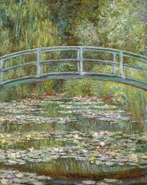 Pond of Water Lilies by Claude Monet