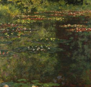 Pool with Waterlilies, 1904 by Claude Monet