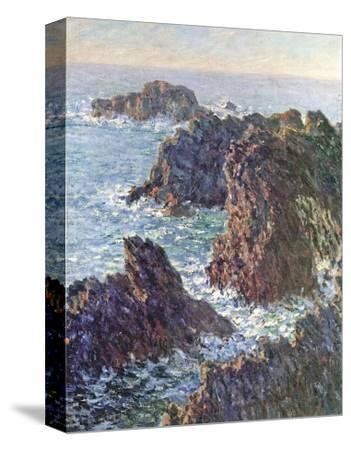 Rock Points at Belle-Ile, c.1886 by Claude Monet