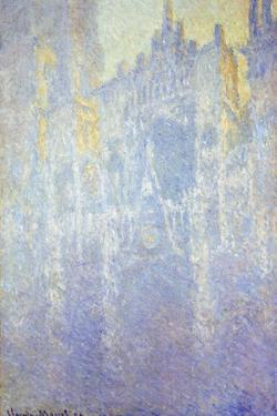 Rouen Cathedral, 1894 by Claude Monet