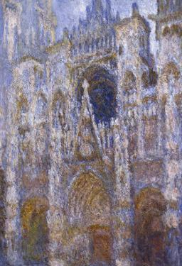 Rouen Cathedral, c.1894 by Claude Monet