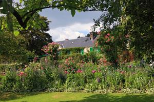 Claude Monet's House and Garden in Giverny, Department of Eure, Upper Normandy, France