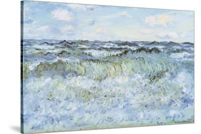 Seascape by Claude Monet