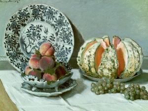 Still Life, circa 1876 by Claude Monet
