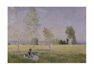 Summer, 1874 by Claude Monet