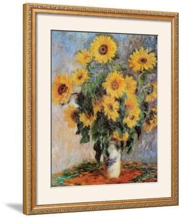 Sunflowers, c.1881 by Claude Monet