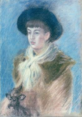 Suzanne by Claude Monet