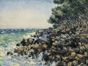 The Cape Martin by Claude Monet