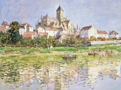 The Church at Vetheuil, 1880 by Claude Monet