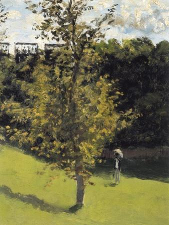 The Train in the Country by Claude Monet