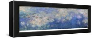 The Waterlilies, the Clouds (Central Section) 1915-26 by Claude Monet