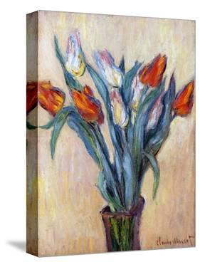 Tulips, 1885 by Claude Monet