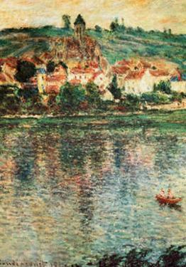 Vertheuil, c.1901 by Claude Monet