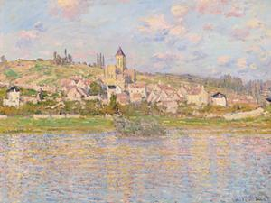 Vetheuil, 1879 by Claude Monet