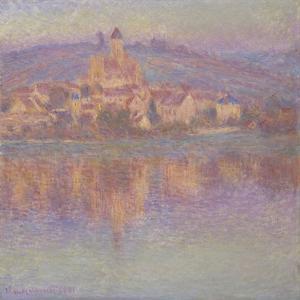 Vétheuil, 1901 by Claude Monet