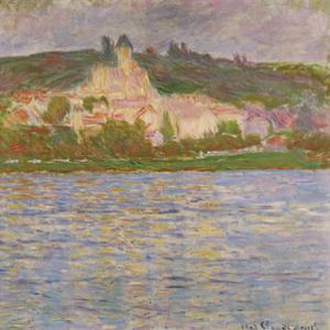 Vetheuil, 1902 by Claude Monet