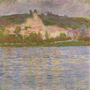 Vétheuil, 1902 by Claude Monet