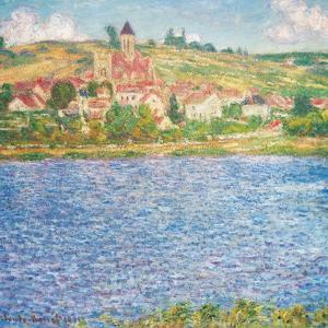 Vetheuil, Afternoon, 1901 by Claude Monet