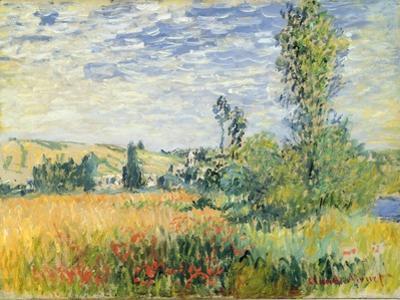 Vetheuil, C.1880 by Claude Monet
