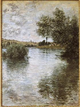 Vétheuil by Claude Monet