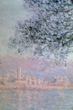 View of Antibes, Detail, 1888 by Claude Monet