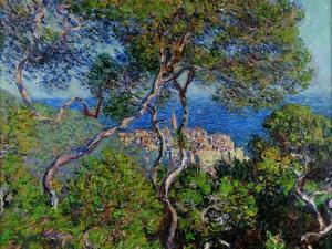 View of Bordhighera, Italy. by Claude Monet