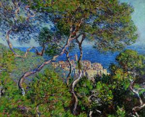 View of Bordhighera, Italy. by Claude Monet