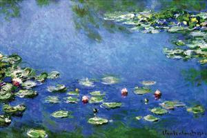 Water Lilies, 1906 by Claude Monet