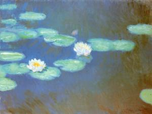 Water Lilies, c.1898 by Claude Monet