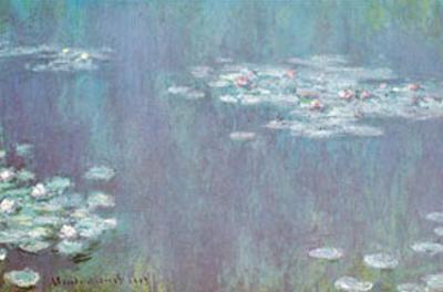 Water Lilies, c.1905 by Claude Monet