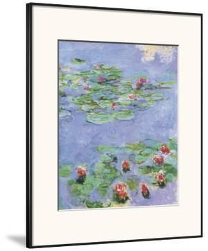 Water Lilies, c. 1914-1917 by Claude Monet